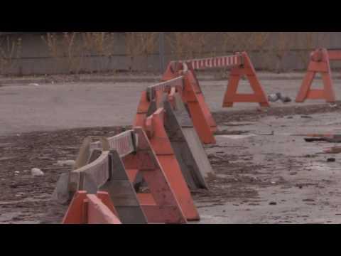Parking Lot Flooding
