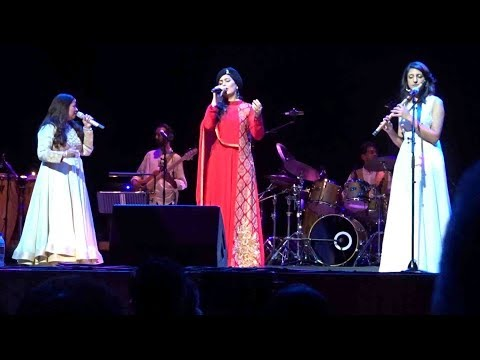Mast Qalandar- Harshdeep Kaur,Rasika , Rekha Bharadwaj AWESOME performance-Singapore 2017
