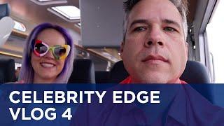 Celebrity Edge Cruise – Destination Gateway & Walking around (Vlog 4)