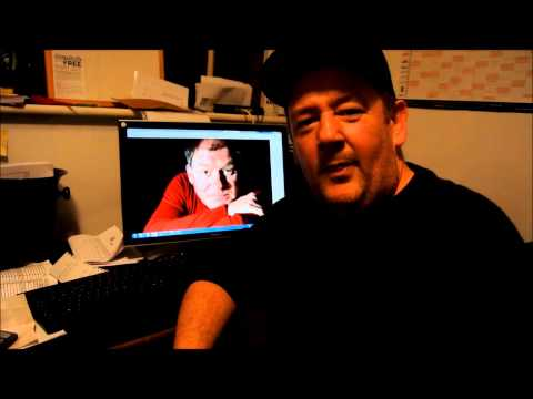 A message from Johnny Vegas, Win a Wedding for Joe and Manni