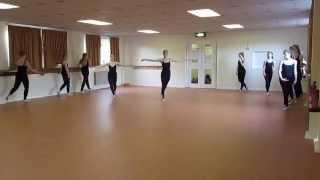 Senior Ballet   Allegro