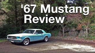 Walk-around of my very first car - my 1967 Mustang w/289 c4 and some mild upgrades!