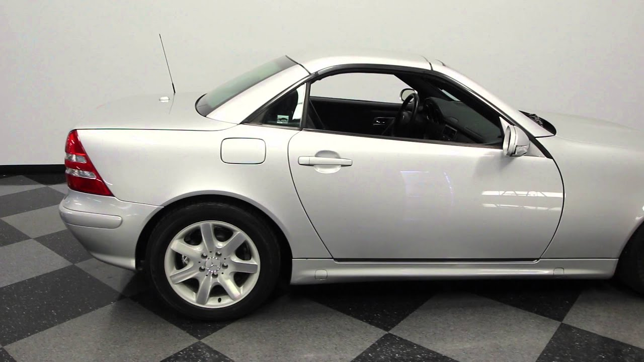 130 Tpa 2002 Mercedes Benz Slk 230