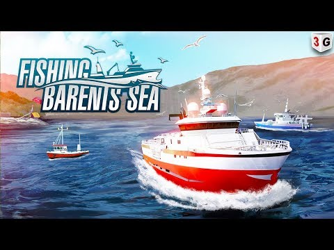 PESCANDO EM ALTO MAR - FISHING BARENTS SEA