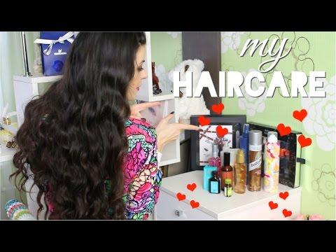 Cпреи для волос, флюиды, масла и сухие шампуни/ НЕСМЫВАЕМЫЙ УХОД ЗА ВОЛОСАМИ/