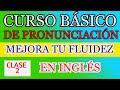 Test de pronunciación de ingles: 50 palabras - YouTube