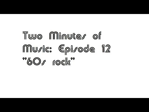 Two Minutes of Music Ep 12