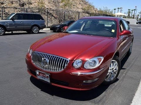 SOLD- USED 2009 BUICK LACROSSE CXL Contact(888)-573-3244 Stock:16 ...