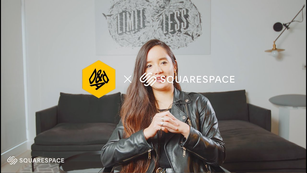 Portfolio Tips from Jacqui J. Sze | D&AD x Squarespace
