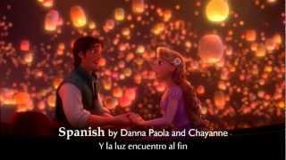 Tangled - I See The Light (Multilanguage)