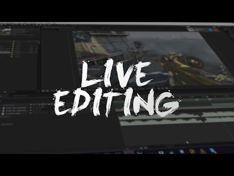 Live Editing With InFa Rico.