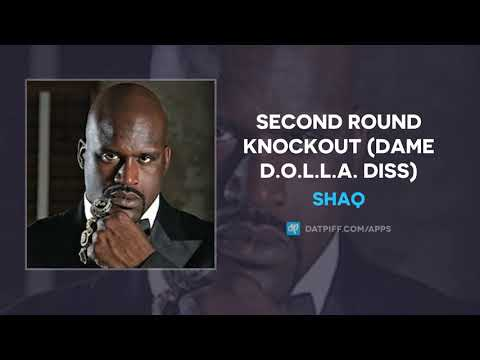 Tone Kapone - Second Round Knockout Shaq Dissing Dame