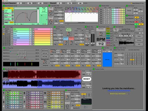 Ableton Live Pro Toolkit - 19 Machines That Hack The Way You Use Live