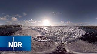 Island - Expedition zum Hotspot | 360° | Länder-Menschen-Abenteuer | NDR