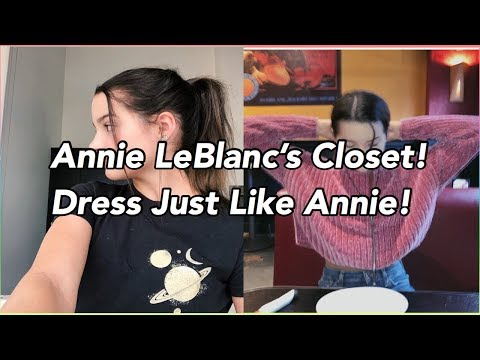 Annie Leblanc Fashion Tagged Videos On Videoholder