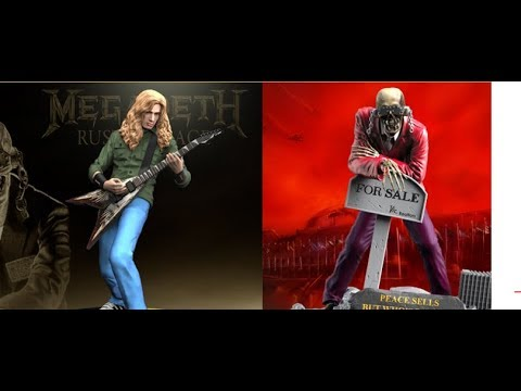 "Megadeth ""Dream"" live set-list by RockAndMetalNewz"