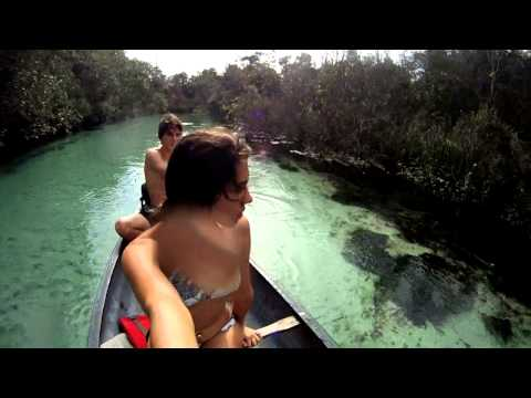 GoPro Canoeing Trip
