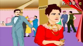 Indian Heroes - Jawaharlal Nehru Life History In Tamil - with Animation