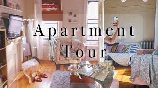 MY NYC Studio Apartment Tour $1000 (2019) | BiBi Book