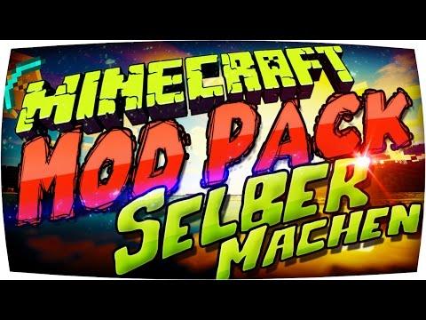 EIGENES Minecraft MODPACK Erstellen Mit Dem NORMALEN Minecraft - Minecraft nitrado server gruppen erstellen