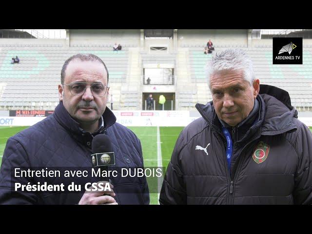 Entretien avec Marc DUBOIS, président du CSSA