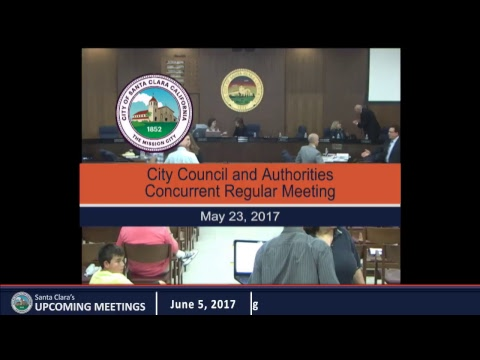 Council and Authorities Concurrent Meeting 5-23-17