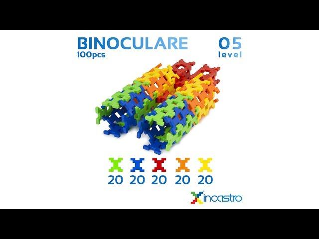 INCASTRO | Level 5 | Binoculare