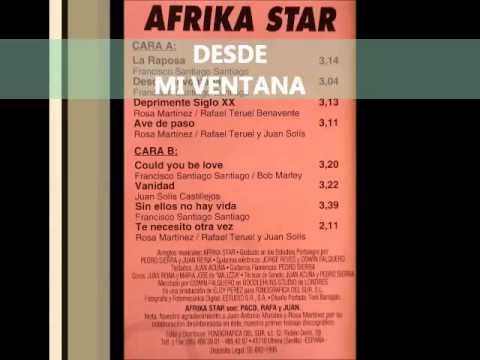 Afrika Star - Victima de Amor (CD RIP)