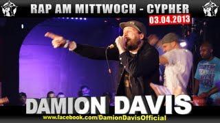RAP AM MITTWOCH - 03.04.13 Die Cypher feat. Damion Davis, S.Castro uvm. (1/5)