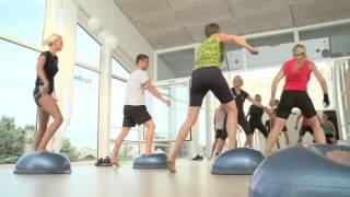 Tv-klip: Anne-Vibeke Rejser - Henne Strand, sportsaktiviteter