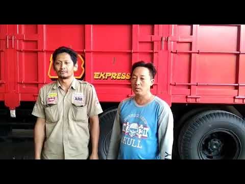 Karyawan lombok express menolak hoax