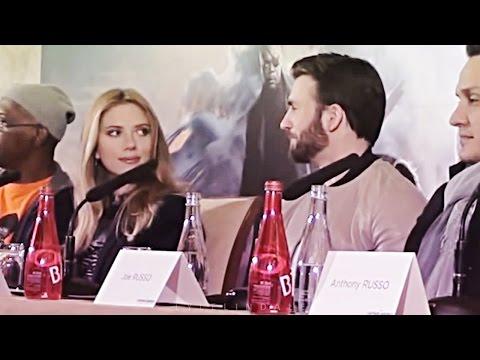 Scarlett & Chris