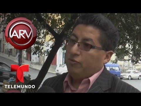 Jóvenes aseguran que almas en pena rondan cementerio | Al Rojo Vivo | Telemundo