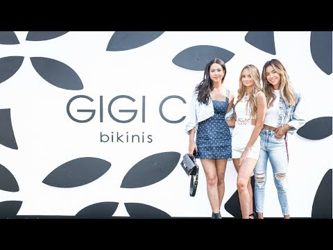 Bloggers Who Brunch x Gigi C Bikinis Summer Launch Event at The Grove