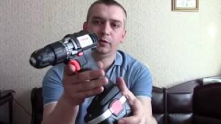 Shox screwdriver BDA - 14,4 - 1 SPEC