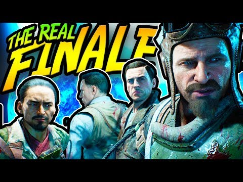 Why *Blood of the Dead* is the FINALE of Bo4 Zombies (Black Ops 4 Zombies Primis Storyline Finale)