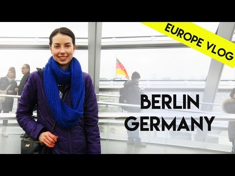 Weekend in Berlin | Europe Vlog 4