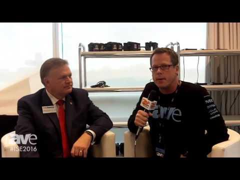 ISE 2016: Gary Kayye Interviews Jason McGraw, Senior VP of Expositions of InfoComm