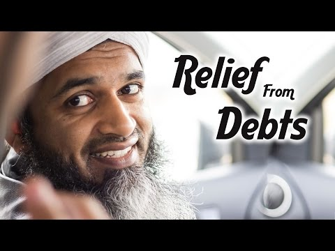 Relief From Debts and Worry | Shaykh Hasan Ali ᴴᴰ | Short Clip
