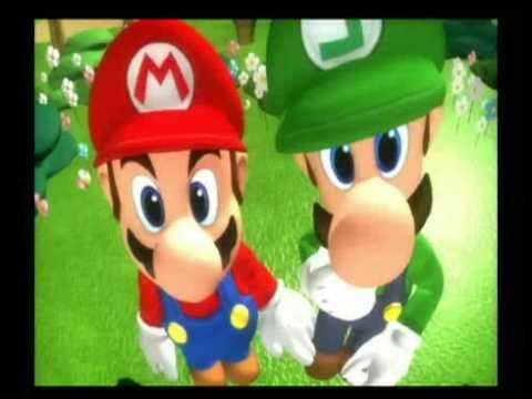 Mario Golf Toadstool Tour Ring Shot