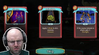 Excuse me, I ordered this challenge with medium rares? (Slay the Spire)