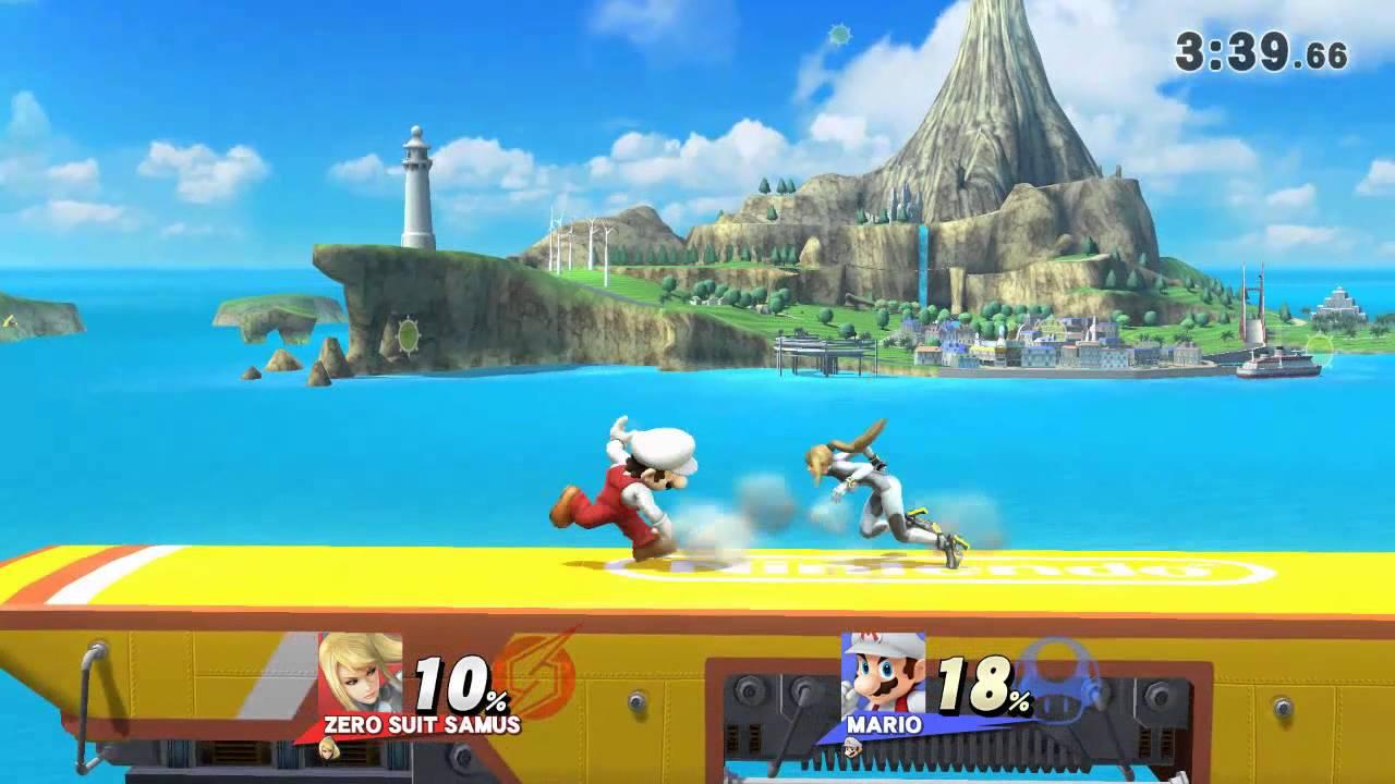 Shortest Match Ever | Super Smash Brothers | Know Your Meme  |Zero Suit Mario