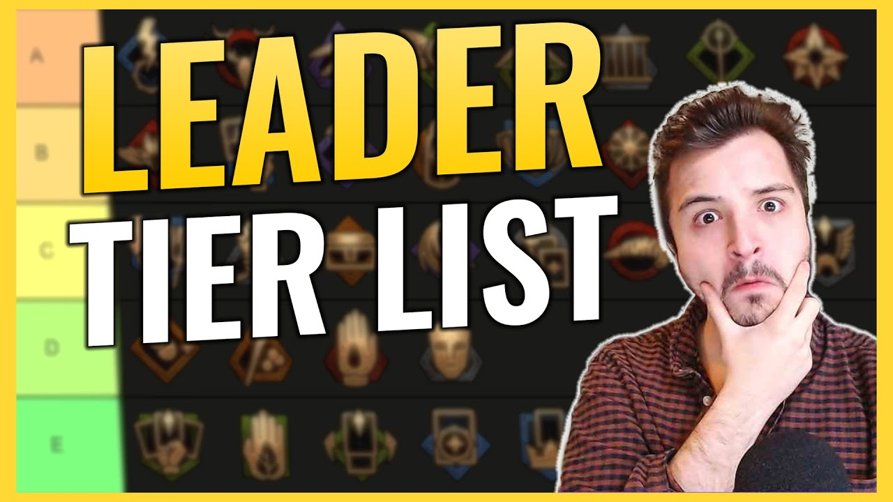 [Gwent] Ranking LEADER ABILITIES From BEST to WORST   Leader Tier List   Gwent Price of Power