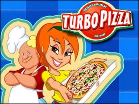 Скачать бесплано игру Turbo Pizza, Играть в Turbo Pizza