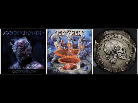 Best Metal/Rock Albums 1st Quarter of 2020 by RockAndMetalNewz