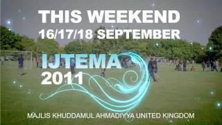 Ijtema - here we come!