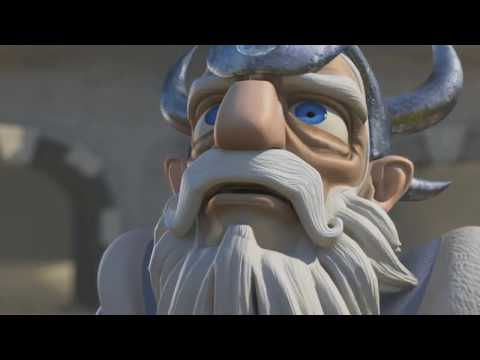 Legends of the Hidden Temple Crossovers - Croesus (Skylanders)