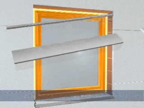 wdvs verarbeitungsrichtlinie fenster und t ranschluss doovi. Black Bedroom Furniture Sets. Home Design Ideas