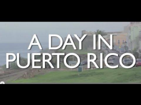 San Juan Marriott - A DAY IN PUERTO RICO