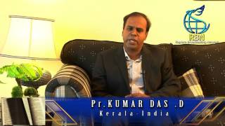 Word explosion: Pastor Kumar Das